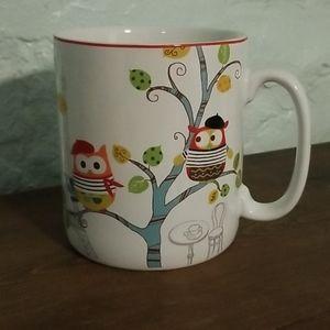 Other - Pairs owl mug
